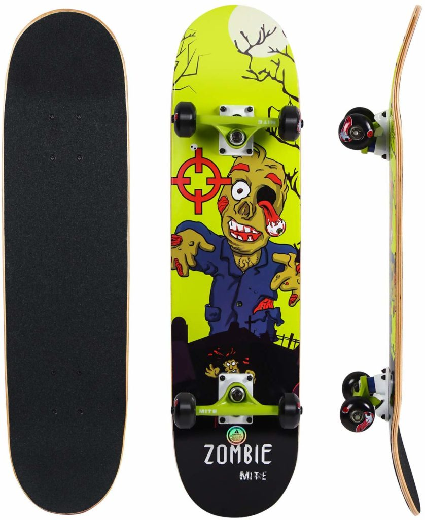 IMITOR 31 inch Skateboard Review
