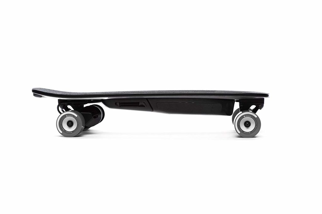 Boosted Mini x Electric Skateboard side view