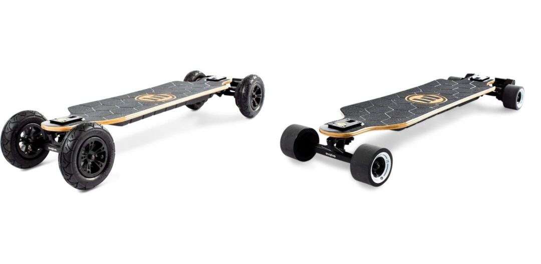 Evolve Bamboo GTX Electric Skateboard