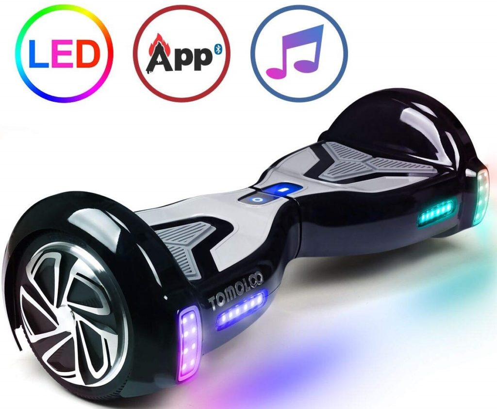 Tomoloo Hoverboard Review