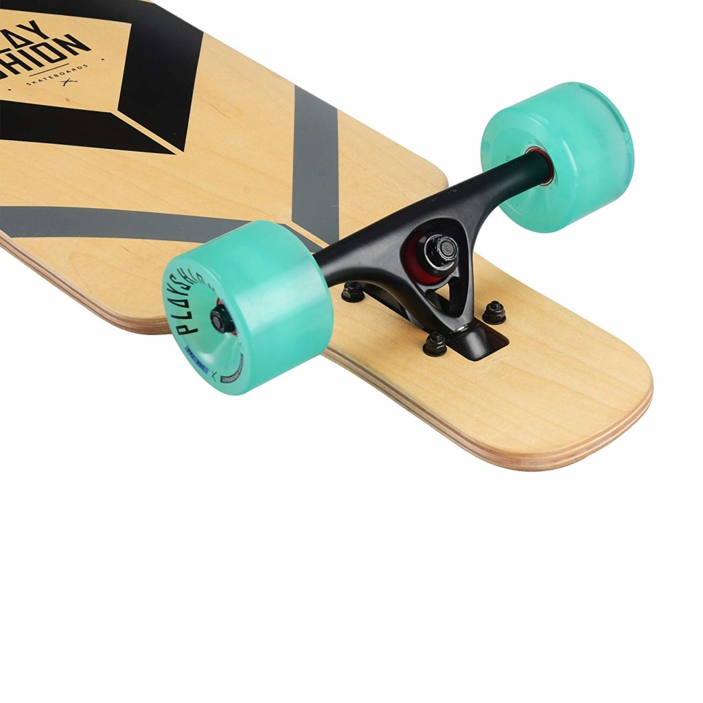 Playshion Longboard Drop-Through Truck