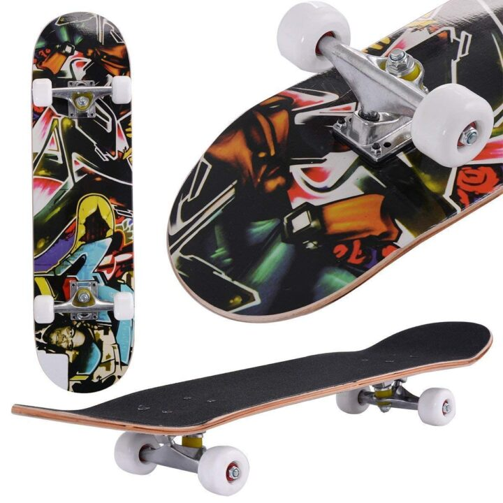 Accession Skateboard Review
