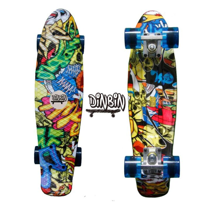 DINBIN Complete Skateboards Review