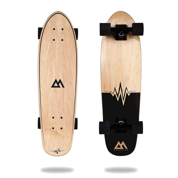 Magneto Mini Cruiser Skateboard Review