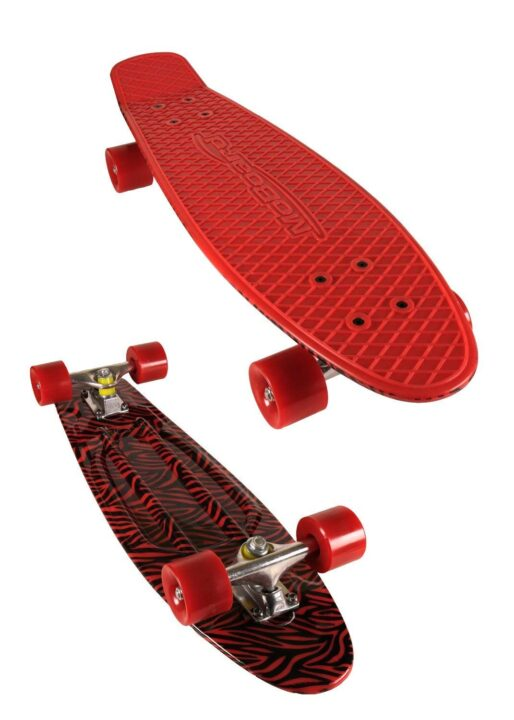 MoBoard Classic Style Graphic Complete Skateboard Review